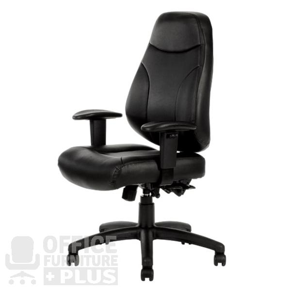 Preston PU Executive Office Chair YS46PU Office Furniture Plus