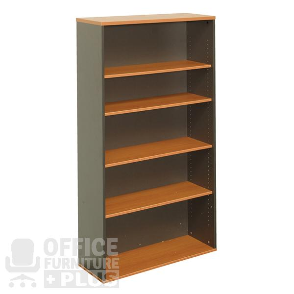 Rapid Worker Bookcase Office Furniture Plus