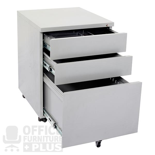 Drawers Silver Office Furniture Plus