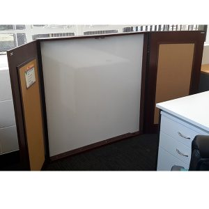 Clearance Presentation Board