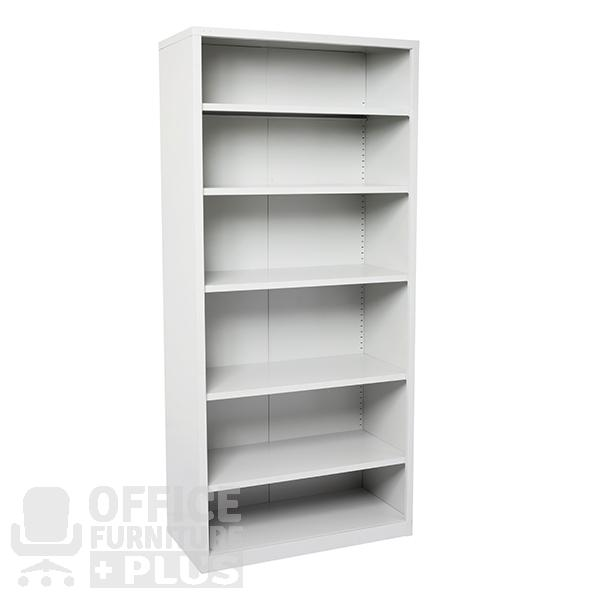 Go Steel Open Bay Shelving Unit