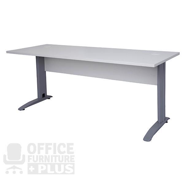 Rapid Span Open Rectangle Desk fice Furniture Plus
