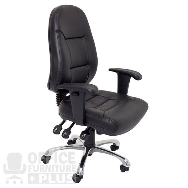 F300 PU300 High Back Ergonomic Operator Chair