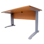 Rapid Span Open Rectangular Desk