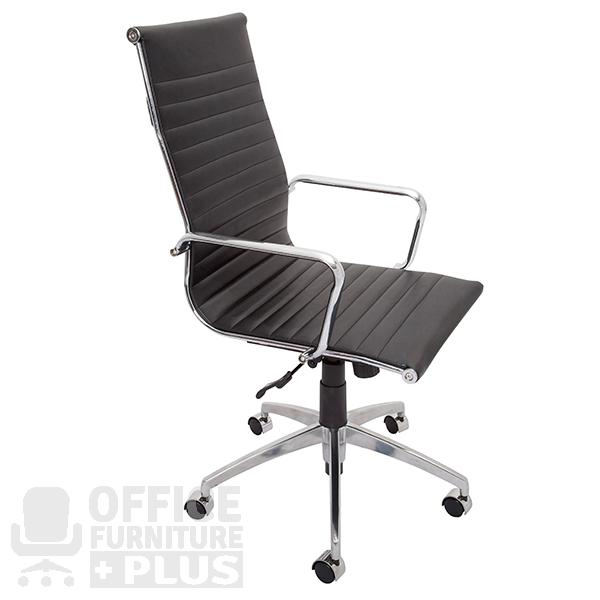 PU605H High Back Executive Office Chair