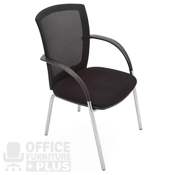 WMVBK Mesh Back Visitor Office Chair