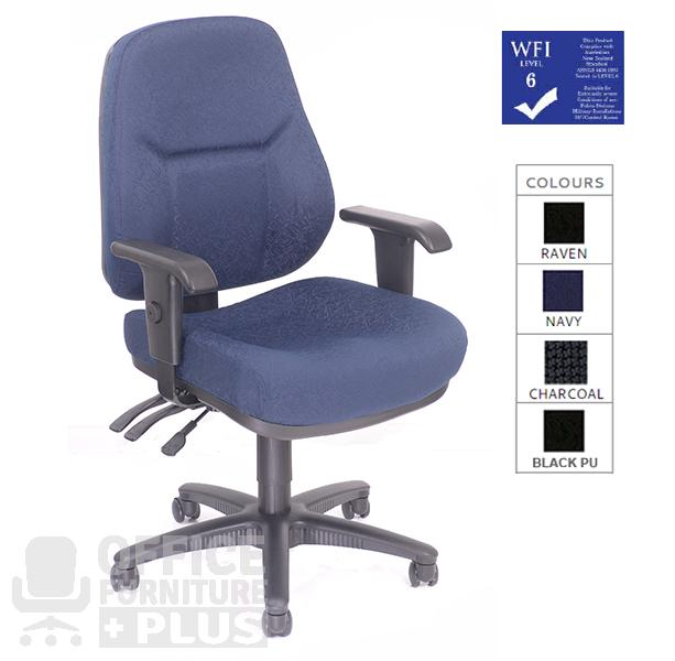 Dallas Task Office Chair Office Furniture Plus
