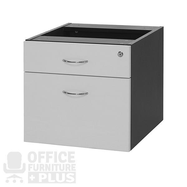 Logan Fixed Desk Pedestal Drawers