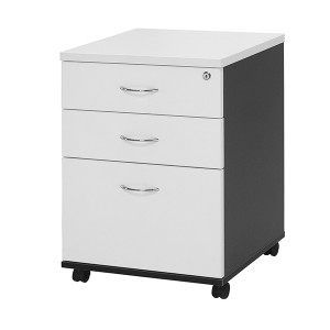 Logan Mobile Desk Pedestal Drawers
