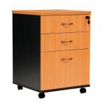Logan Mobile Desk Pedestal Drawers