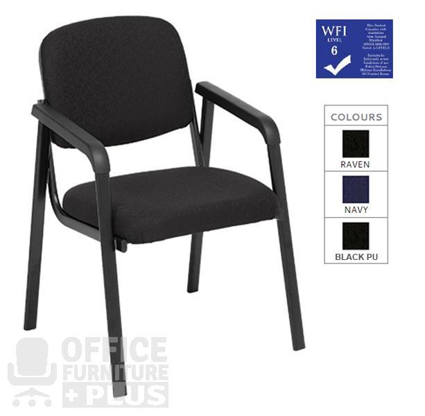 Saturn Black Office Furniture Plus