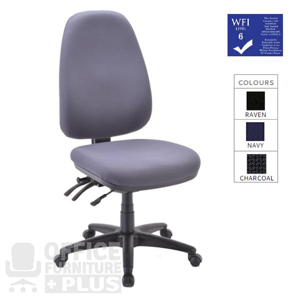 Voyager Platinum Chair
