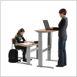 Height Adjustable / Sit to Stand Desks
