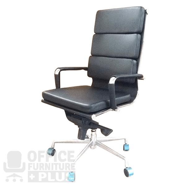 Mercury Padded High Back Executive Chair