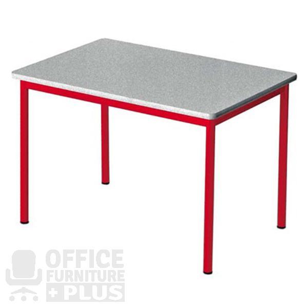 melamine table 2 office furniture plus
