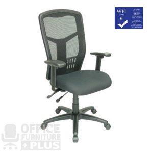 Kimba High Back Chair