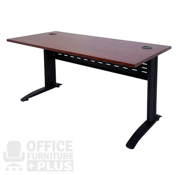 Rapid Manager Corner Workstation with Black Span Base