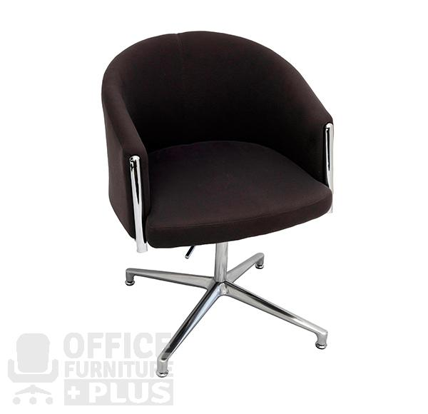 Splash Club Lounge Chair Reception Seating Office Furniture Plus