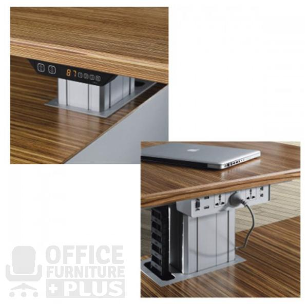 Evolution Desk 5 Office Furniture Plus