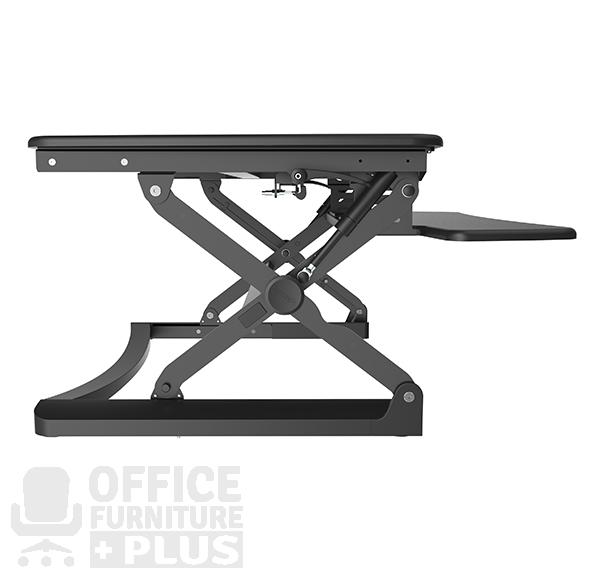 Medium Sit Stand Riser 3 Office Furniture Plus