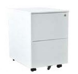 Steel-Mobile-Ped-2-Drawer