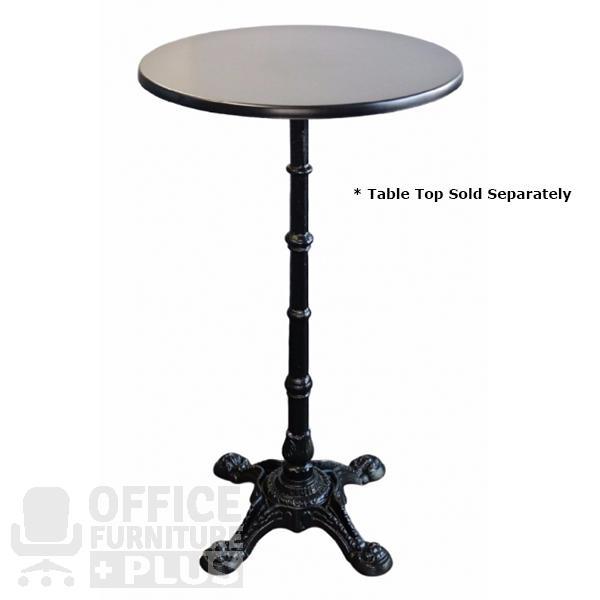Bistro Bar Table Base Hospitality