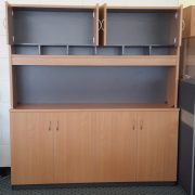 Clearance Buffet and Hutch