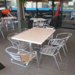 Madrid Aluminium Chair Hospitality