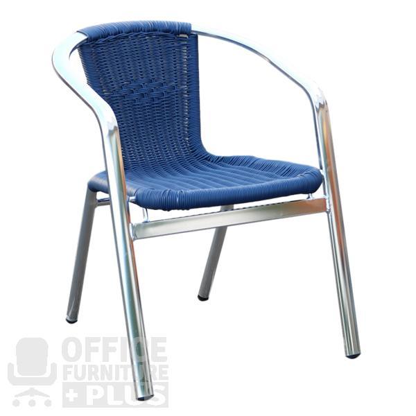 Madrid Wicker Armchair 1 Office Furniture Plus