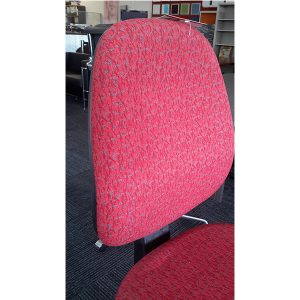Clearance Red Operator Chair
