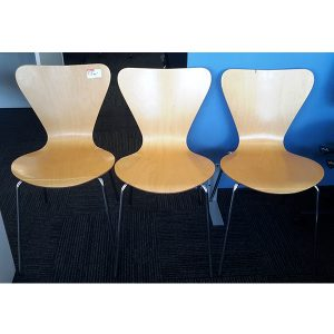 Clearance Timber Chairs