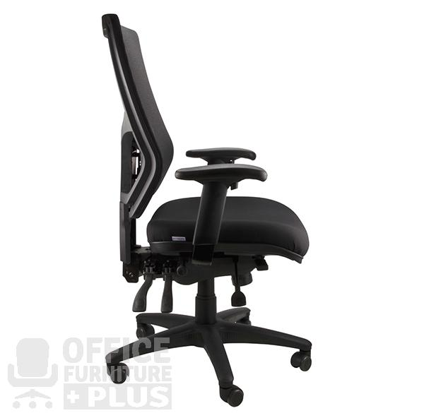 Home / Office Furniture / Chairs / Seville Mesh Back Executive Office Chair