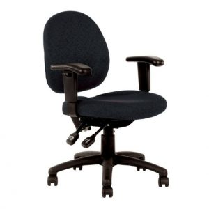 Lincoln with Arms Typist Office Chair YS21B