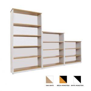 Logan Bookcase Oak