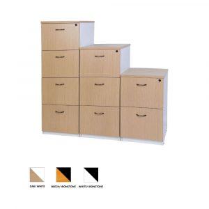 Logan Filing Cabinet Oak