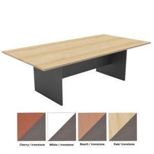 Rapid Worker Rectangular Boardroom Table