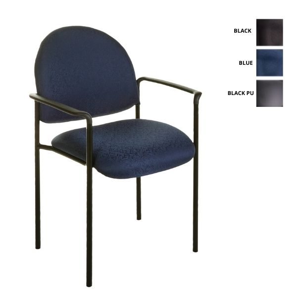 Stacking Visitor with Arms Office Chair YS11A